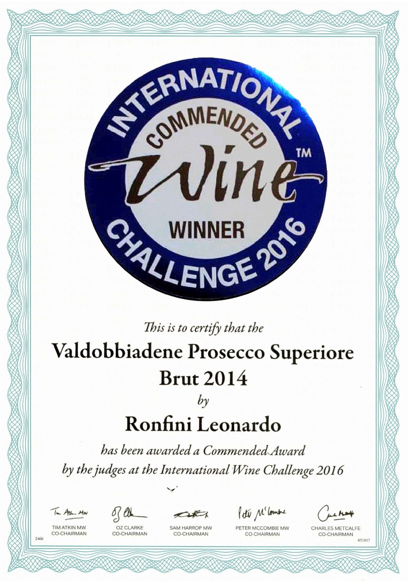 foto International Wine Challenge