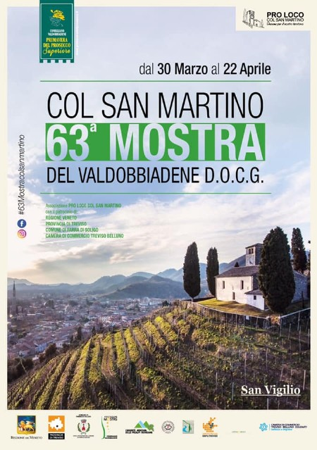 read the article 63° Mostra del Valdobbiadene